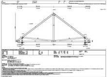 Wood truss design and estimation timber engineering for Engineered roof trusses prices